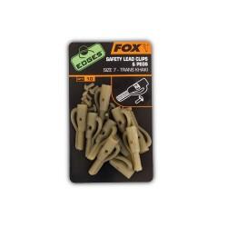 FOX EDGES LEAD CLIP + PEGS