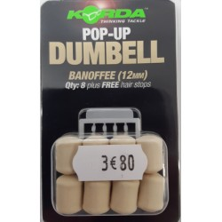 KORDA POP-UP DUMBELL 12 mm